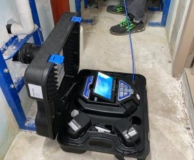Inspection par caméra ultra HD